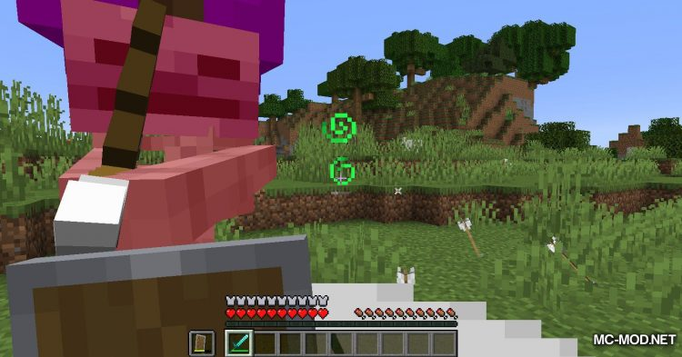 Nasty Mobs mod for Minecraft (9)