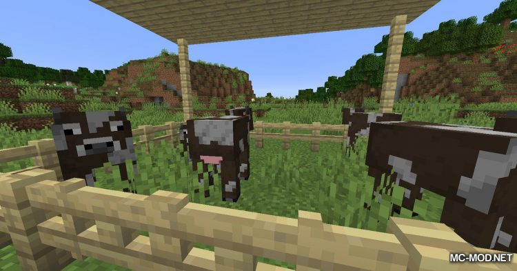 Nutritious Milk mod for Minecraft (3)