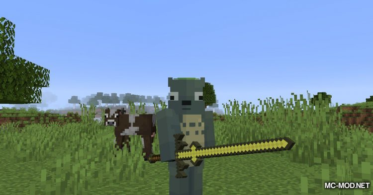 Panzer_s Medieval Weapons mod for Minecraft (4)