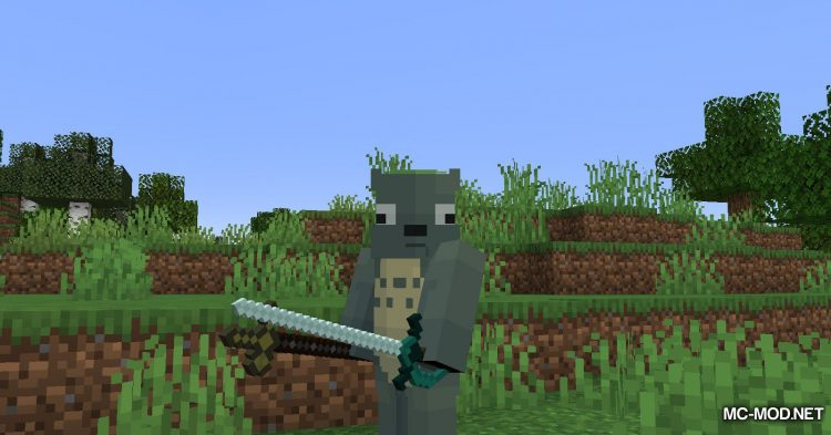 Panzer_s Medieval Weapons mod for Minecraft (9)