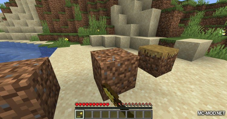 Path To Dirt mod for Minecraft (6)