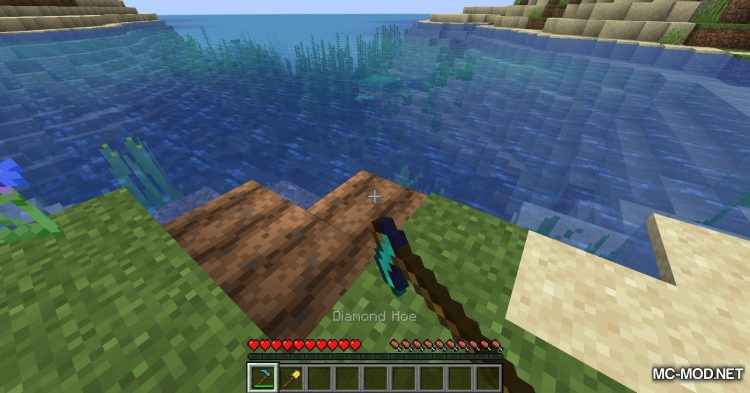 Path To Dirt mod for Minecraft (8)