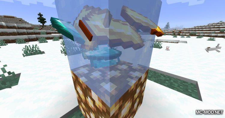 Rare Ice mod for Minecraft (6)