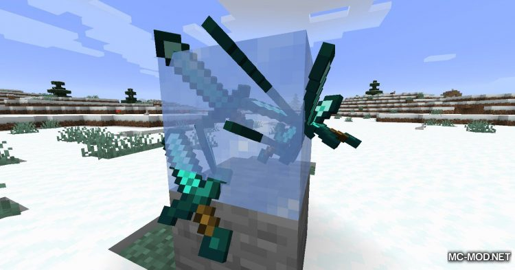 Rare Ice mod for Minecraft (7)