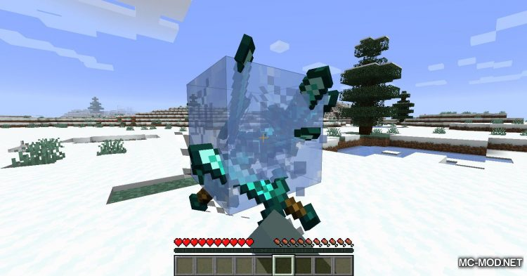 Rare Ice mod for Minecraft (8)