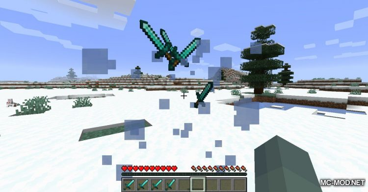 Rare Ice mod for Minecraft (9)