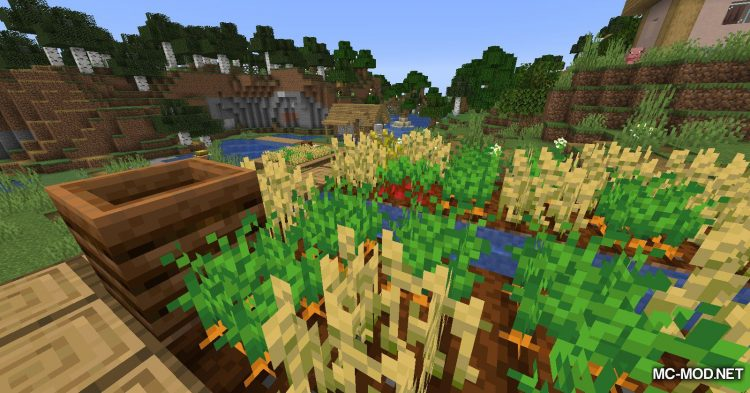 Replanting Crops mod for Minecraft (3)