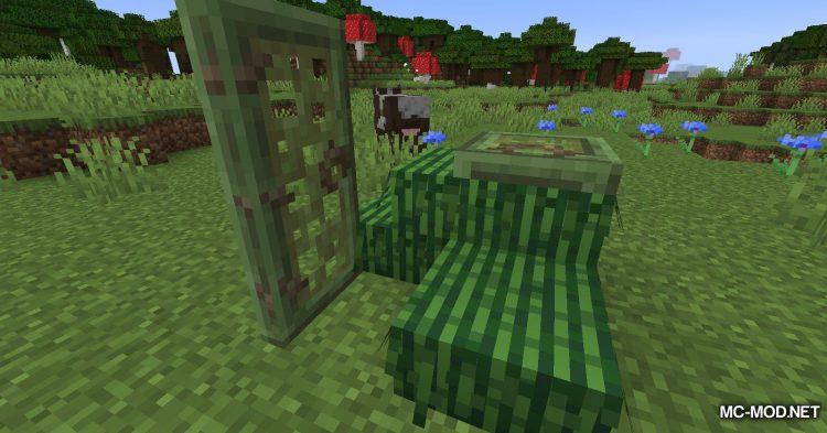 Swamp Expansion mod for Minecraft (11)