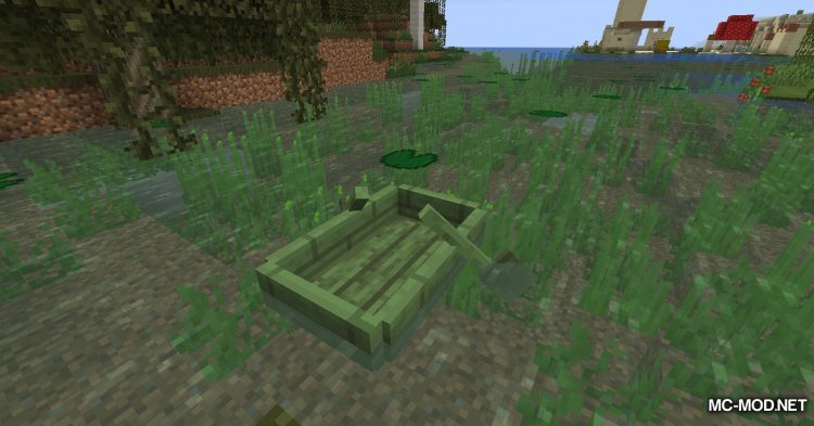 Swamp Expansion mod for Minecraft (5)