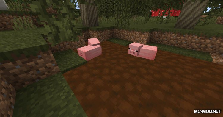 Swamp Expansion mod for Minecraft (7)