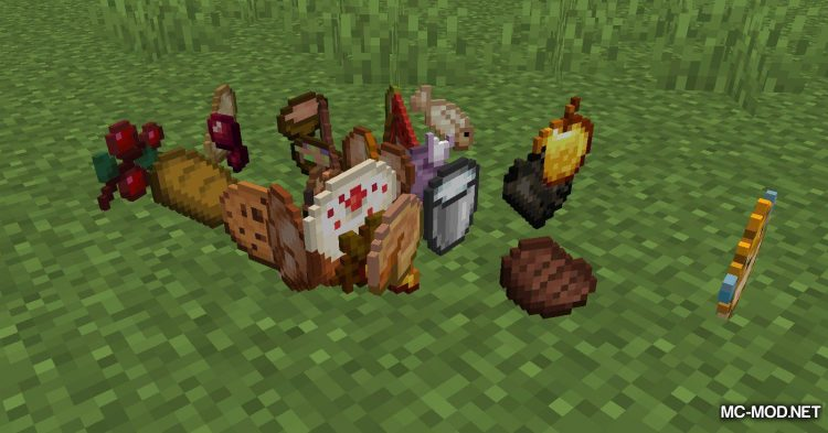 The Last Supper mod for Minecraft (8)