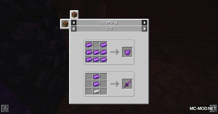 The Starcilium Mod mod for Minecraft (6)