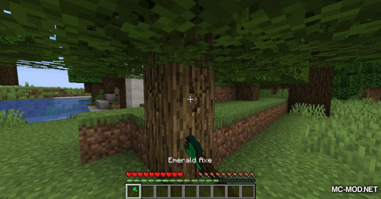 Vanilla Enhanced mod for Minecraft (11)