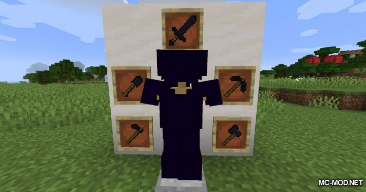 Vanilla Enhanced mod for Minecraft (4)