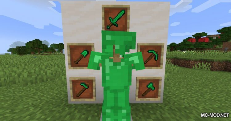 Vanilla Enhanced mod for Minecraft (6)