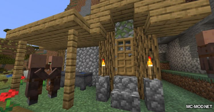 Variant16x mod for Minecraft (10)