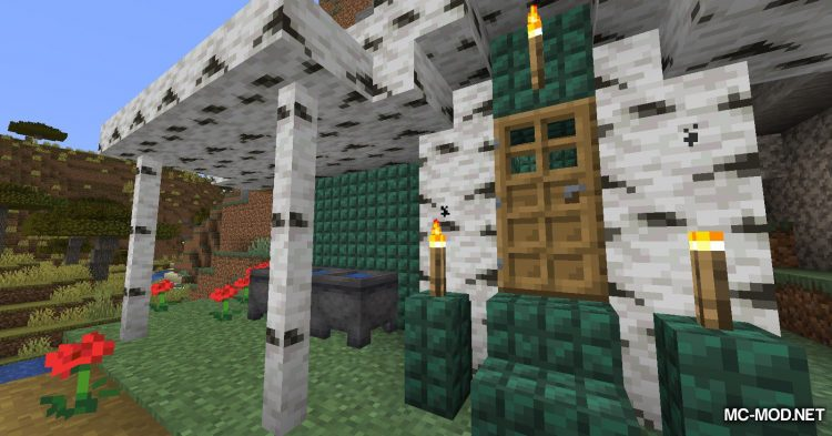 Variant16x mod for Minecraft (11)