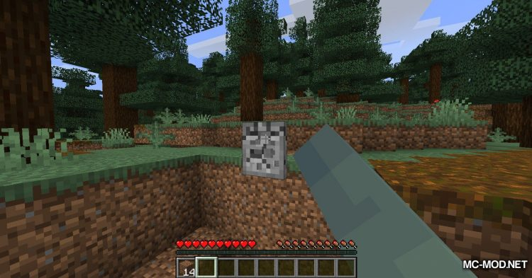 Yet Another Gravestone Mod mod for Minecraft (5)