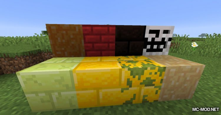 Add-ons Mod mod for Minecraft (10)