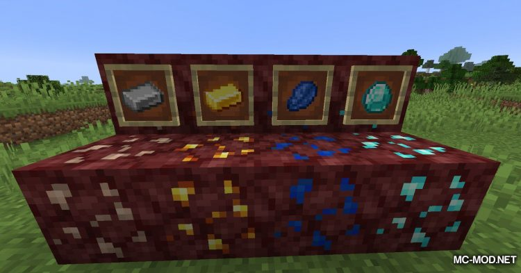 Add-ons Mod mod for Minecraft (2)