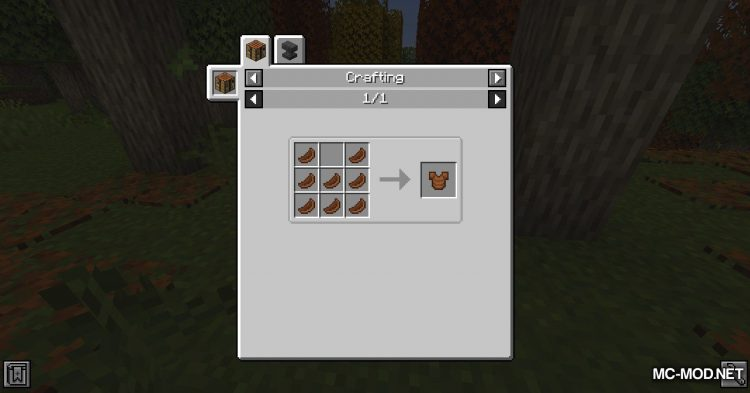 Autumnity mod for Minecraft (7)