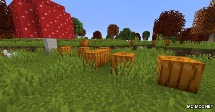 Autumnity mod for Minecraft (9)