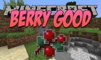 Berry Good mod for Minecraft logo