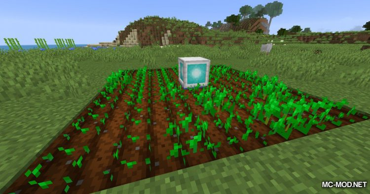 Chunkt mod for Minecraft (6)