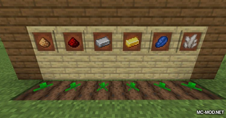 Convenient Things mod for Minecraft (9)