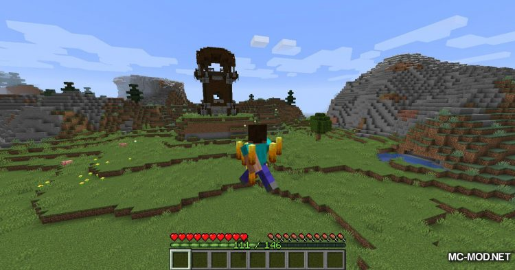 Esther mod for Minecraft (8)