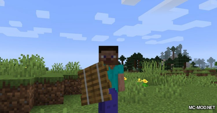 Fabric Shield Lib mod for Minecraft (7)