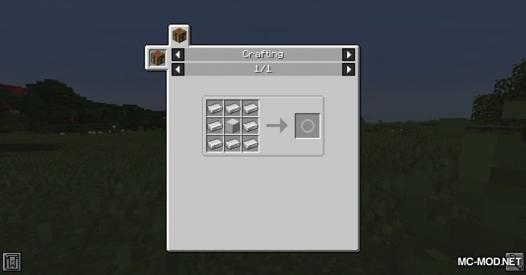 HungerRings mod for Minecraft (2)