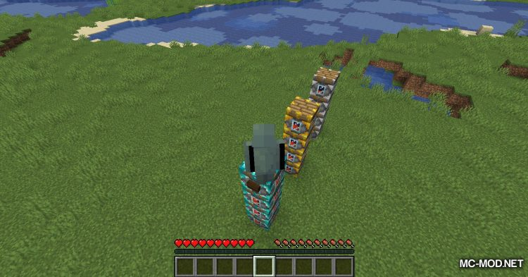 Launchers mod for Minecraft (13)