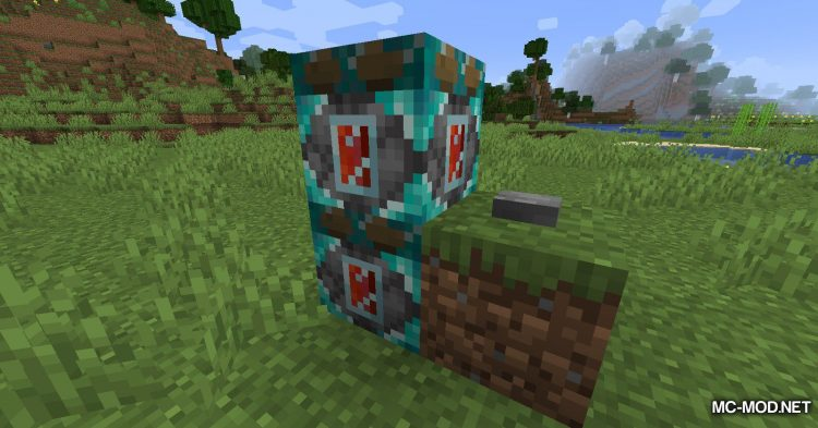 Launchers mod for Minecraft (8)