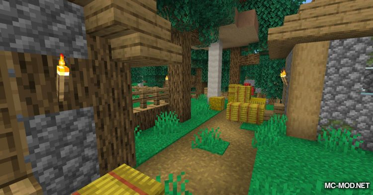 Magical Forest mod for Minecraft (10)