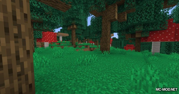 Magical Forest mod for Minecraft (5)