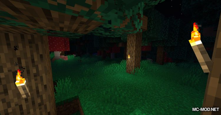 Magical Forest mod for Minecraft (6)