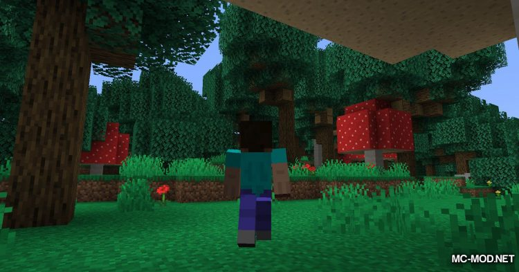Magical Forest mod for Minecraft (8)