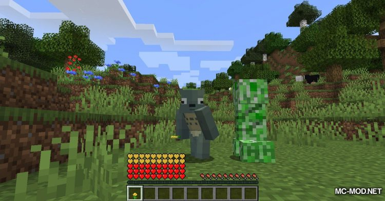 Overpowered Pickles mod for Minecraft (6)