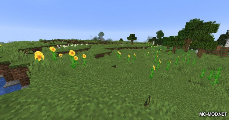 Peaceful Mob Drops mod for Minecraft (3)