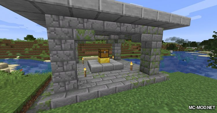 RelicCraft mod for Minecraft (2)