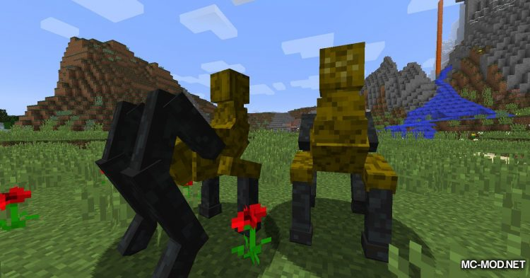 Scape and Run Parasites mod for Minecraft (13)