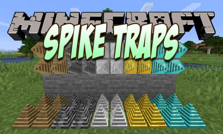 Spike Traps Fabric mod for Minecraft logo