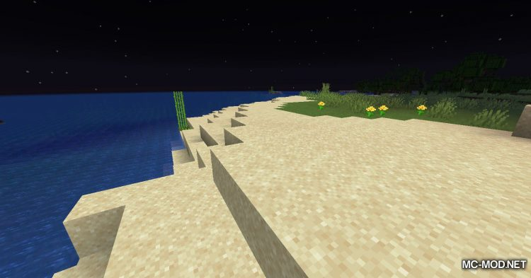 Star Worm Lighting Mod mod for Minecraft (15)
