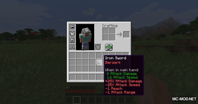 Tiered mod for Minecraft (10)