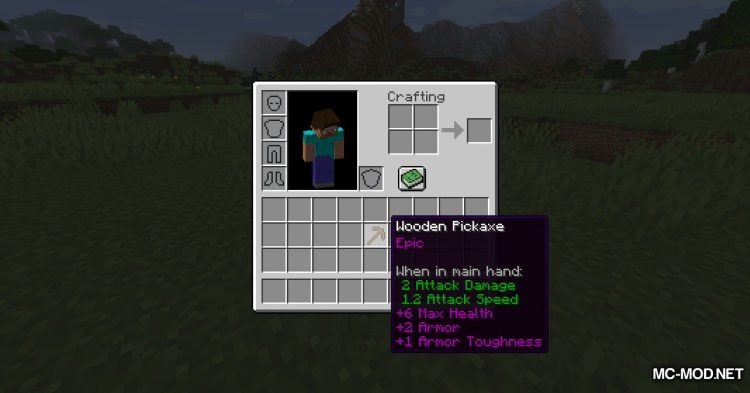 Tiered mod for Minecraft (14)