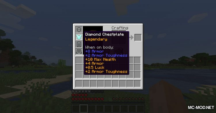 Tiered mod for Minecraft (6)