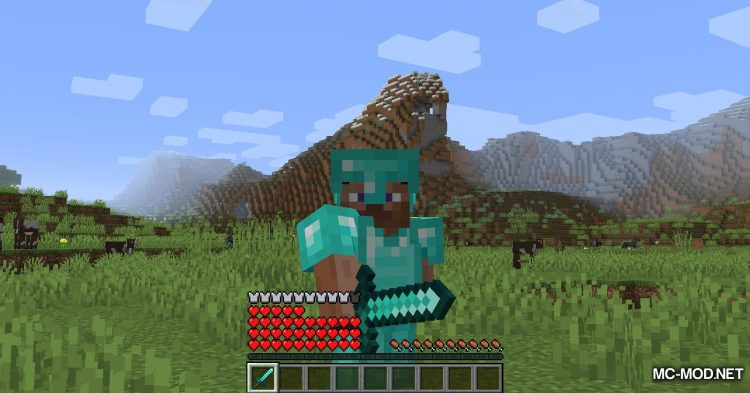 Tiered mod for Minecraft (7)