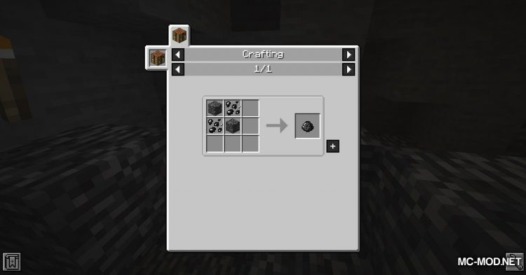 Bedrock Tools 2 mod for Minecraft (11)