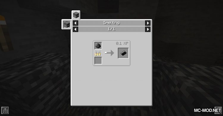 Bedrock Tools 2 mod for Minecraft (12)